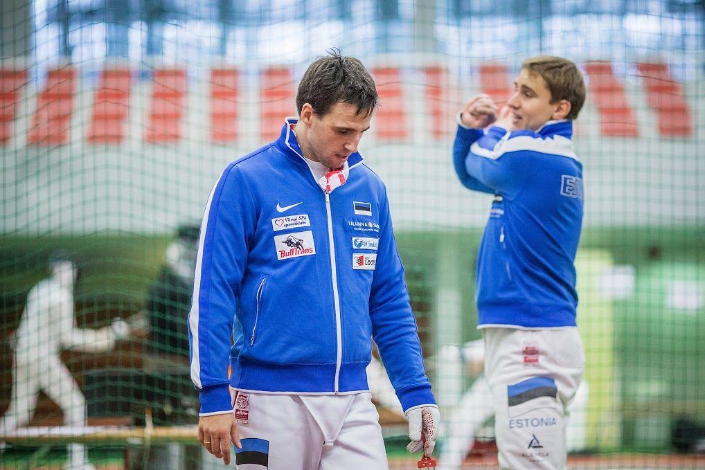 Tallinn Mõõk, vehklemine, fencing Tallinna Spordihallis. 20151114 Credits:  Joosep Martinson/www.joosepmartinson.com